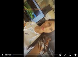 """#شاهد : ذباب الكتروني """" عناصر من الأجهزة الامنية"""" يهاجمون الصحفية رشا ابو سمية بتعليقات لا اخلاقية بسبب نشر فيديو عن اغتيال نزار بنات"""