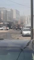 مجهولون يحرقون ثلاثة سيارات في المنطقة الجنوبية من الخليل-شارع البنه