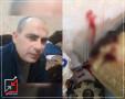 مقتل المدعي العام العسكري عكرمة عبد الرحمن مهنا  44 عام من دير الغصون قضاء طولكرم برصاصة في الرأس