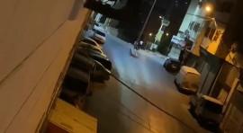 اشتباكات بين أجهزة السلطة ومسلحين في مفرق أبو الحلاوة بالخليل