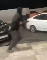 مسلحين يهددون أمن المواطن منذ يومين ويطلقون النار على للممتلكات العامة بعد مقتل أحد المواطنين.