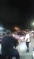 اطلاق نار استهدف مقر المقاطعة في جنين من قبل مجهولين مسلحين الليلة الماضية
