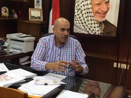 وزير الحكم المحلي ادعى بأن بلدية نابلس لا تنفذ مهامها لخدمة المواطنين