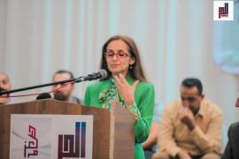 فوز قائمة العزم قائمة المهندسة نادية حبش في انتخابات نقابة المهندسين