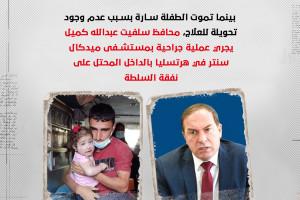 محافظ سلفيت عبدالله كميل يجري عملية جراحية في الداخل المحتل