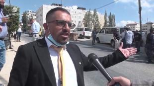 """قريب أحد عناصر الأمن المتهمين بقتل نزار بنات: """"كل إلي صار شبابنا مظلومين فيه"""