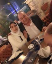 بعد انتشار خبر خطوبة محافظ نابلس اللواء ابراهيم رمضان من المستشارة في الأمن الوقائي الرائد فلسطين عثمان