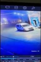 مسلحون مجهولون يطلقون النار على مركبة لبيع الدخان أثناء محاولتهم سطو المركبة في محافظة الخليل