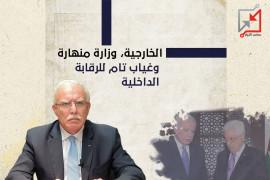 الخارجية، وزارة منهارة وغياب تام للرقابة الداخلية