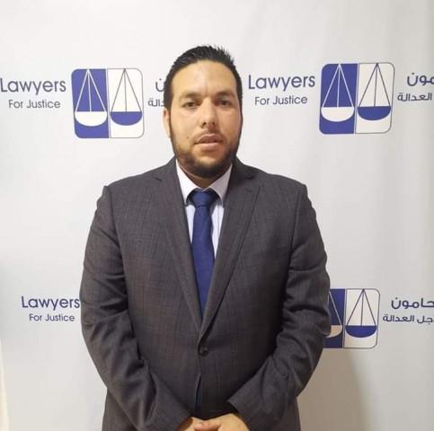 قصة حدثت مع المحامي مهند كراجة وأحد الصحفيين في محكمة العدل العليا