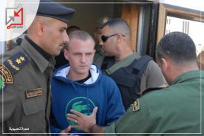 الأجهزة الأمنية تسلم مستوطن إسرائيلي الى الاحتلال في اريحا